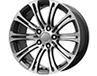 Diamond Cutting Alloy Wheels