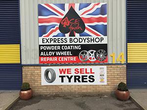 Car Paint Suppliers Huntingdon