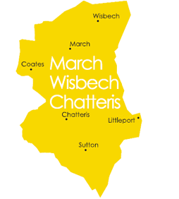 March, Wisbech & Chatteris